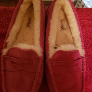 Punk ugg loafers